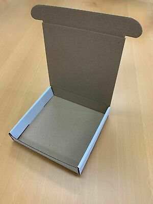 10 X Gift / Small Boxes - Cardboard / Shipping Cheap / Flat Pack / Fast Delivery • 5.99£