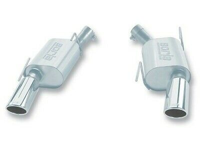 $513.10 • Buy Borla 11752 Axle Back Touring Exhaust System 05-09 Ford Mustang GT 4.6L V8