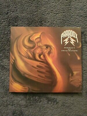 £39.56 • Buy Paradox Product Of Imagination Cd  2007 Metal Mind Productions Limited Edition