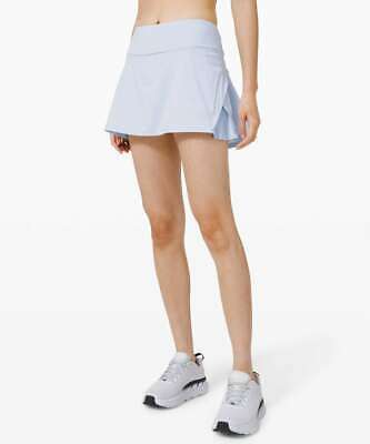$ CDN107.84 • Buy Lululemon Play Off The Pleats Skirt *~size:0,2,6,10,12~ Daydream