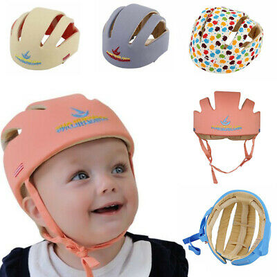 AU28.29 • Buy Baby Protection Hat Infant Toddler Safety Head Helmet For Walking Crawling