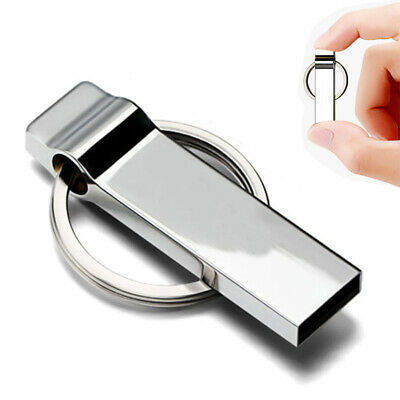 1TB 256GB Data Storage Pen Drive Key Ring USB Flash Drive Memory Stick U Disk PC • 4.95£
