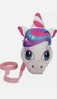 Brand New Sambro Unicorn Love Backpack- With Reins.1- 4 Yrs Old. • 5.50£