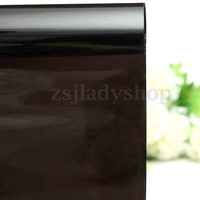 AU14.84 • Buy Roll Window Tint Film 5% Limo Tinting Car 2 PLY Glass Home Office DIY 50cmx6m