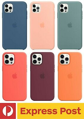 AU32.90 • Buy IPhone 12 Pro Max (6.7 ) Apple Style Silicone Slim Shockproof Protection Case