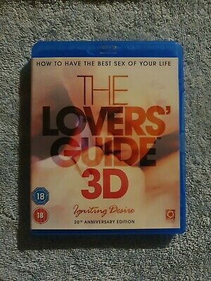 The Lovers Guide 3D - BLU RAY • 12.50£