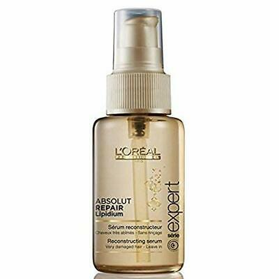 L'Oreal Paris Absolut Repair Lipidium Lactic Acid Serum For Damaged Hair 50 Ml  • 21£