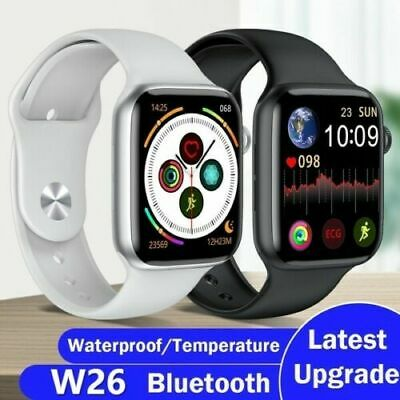 SmartWatch Serie 6 Blood Pressure For IOS Android Iphone Apple Samsung • 23.39£