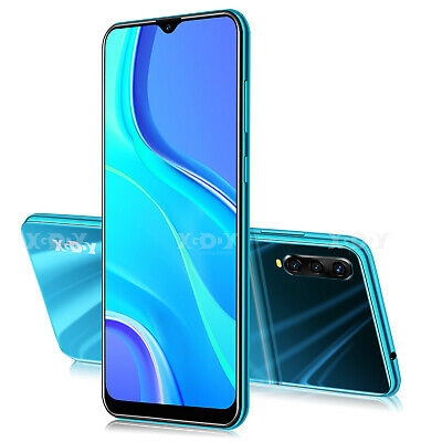 AU104.93 • Buy 16GB Android 9.0 Smartphone 6.6  Unlocked Dual SIM Quad Core Mobile Phones Cheap
