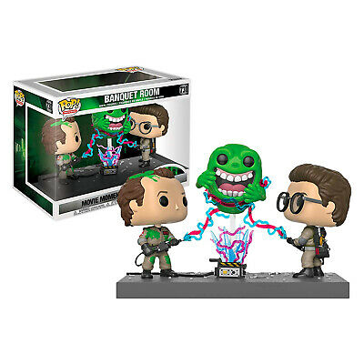 AU40 • Buy Ghostbusters - Banquet Room Movie Moment Pop! Vinyl #730 NEW