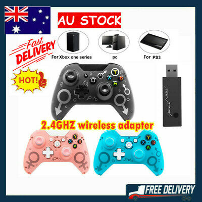 AU48.44 • Buy Wireless Controller Gamepad For Xbox One/One S/One X/P3/Windows AU STOCK