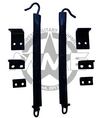 $109.99 • Buy Replacement LH And RH Tailgate Chain Set With Mounts For HMMWV/Humvee M998