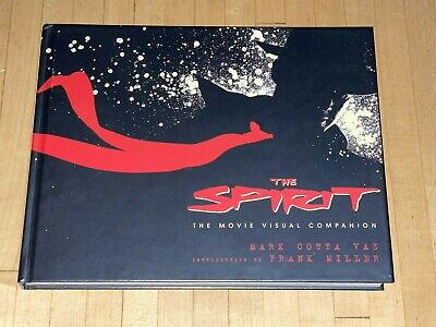 £56.63 • Buy Frank Miller Signed The Spirit Movie Visual Companion Autographed Book DSC