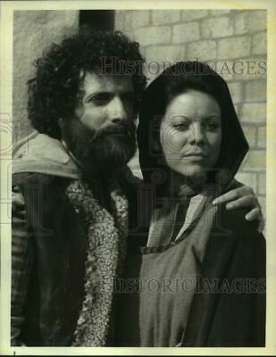 $19.99 • Buy 1979 Press Photo Ron Palillo & Erin Moran In  The Tower Of Babel  On NBC-TV