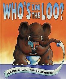 Who S In The Loo? | Book | Condition Very Good • 3.19£