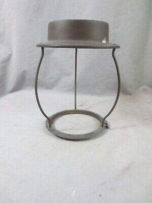 Brass Silk Shade Carrier/Support For Duplex Or Similar Oil Lamp Gallery • 30£