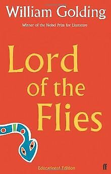Lord Of The Flies. Educational Edition By Goldi... | Book | Condition Acceptable • 3.29£