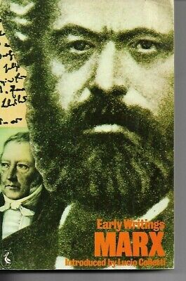 Early Writings By Karl Marx (Paperback, 1977) • 7.99£