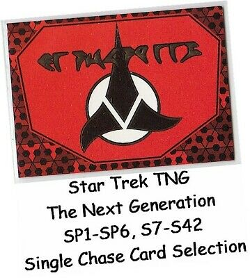 £2.50 • Buy Star Trek TNG The Next Generation - Single Chase Card Selection - Foil, Embossed