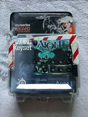 Zion Steel Series Z Board Limited Edition Gaming Keyset New • 15.99£