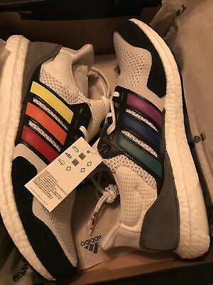 $ CDN121.46 • Buy Adidas Ultra Boost S&L Pride Men's Size 14 Sold Out Rare $180 Retail