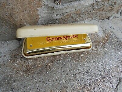 $45 • Buy M. Hohner Golden Melody No. 543
