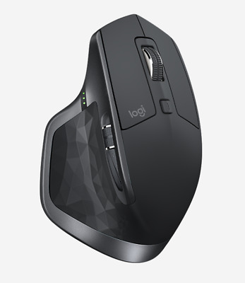 AU140.95 • Buy Logitech Mx Master 3 Advanced Wireless Mouse - Black