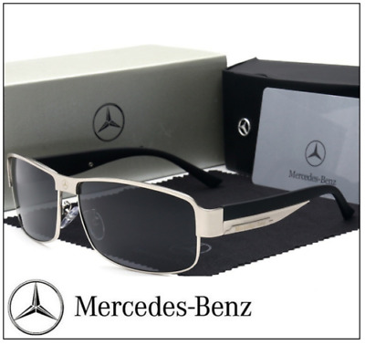 Mercedes-Benz Sunglasses Unisex Polarized UV400 Outdoor Sports Series Sunglasses • 14.93£