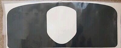 £12 • Buy David Brown Selectamatic Tractor Top Grille Black-out Decal Small K917484
