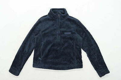 Craghoppers Womens Size 8 Fleece Blue Jacket • 10£