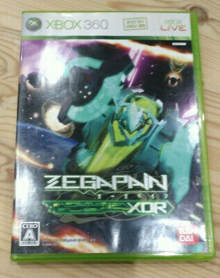 AU80.04 • Buy Zegapain XOR - Xbox 360 - NTSC-J - Japanese Version