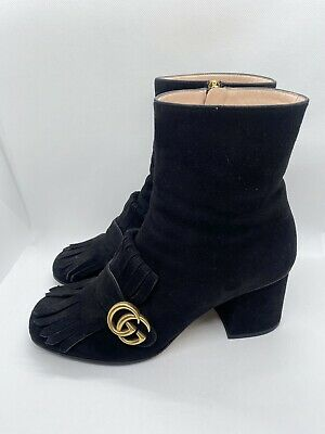 £345 • Buy Gucci Marmont Boots Size 7