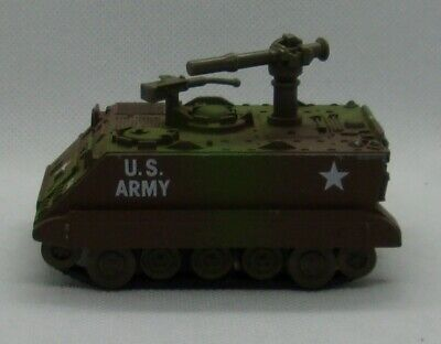 $27.99 • Buy Vintage Die Cast Toy Ertl Cs43 US Army M113 APC With Cannon & M2 Military
