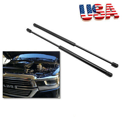 $26.34 • Buy For Dodge Ram 1500 2500 3500 2002-10 2X Front Hood Lift Support Gas Shock Struts