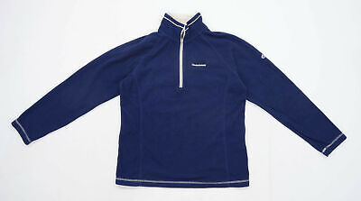 Craghoppers Womens Size 10 Fleece Blend Blue Jacket • 10£