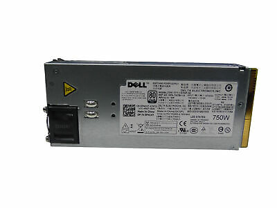 Dell FN1VT 750W For PowerEdge R510 Power Supply • 19.99£