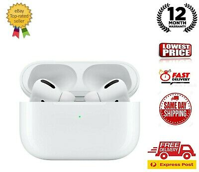 AU265 • Buy Apple AirPods Pro With Wireless Charging Case (MWP22Z/A) - 12 Months WTY