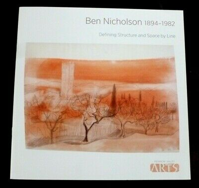 £11.99 • Buy BEN NICHOLSON Defining Structure & Space By Line  2012 ART EXHIBITION CATALOGUE