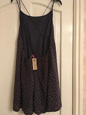 £9.99 • Buy Hearts And Bows Shoestring Dress Size 14