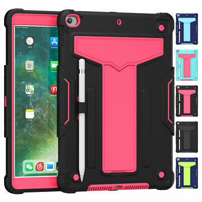 AU23.75 • Buy For IPad 10.2  7th Generation 2019 Shockproof Heavy Duty Hybrid Stand Case Cover