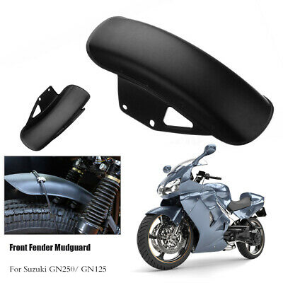 £22.98 • Buy Motorcycle Front Fender Mudguard Fairing Mud Guard For Suzuki GN125 GN250