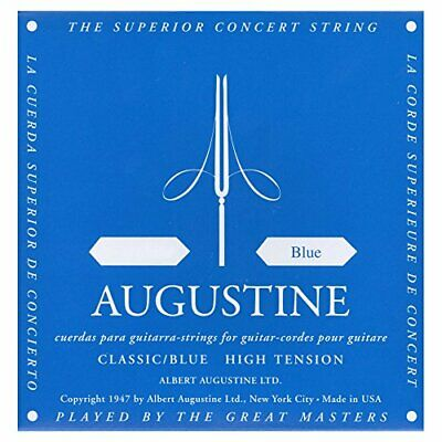 $ CDN8.64 • Buy AUGUSTINE Augustine Classical Guitar Strings Blue 4-string BLUE 4th
