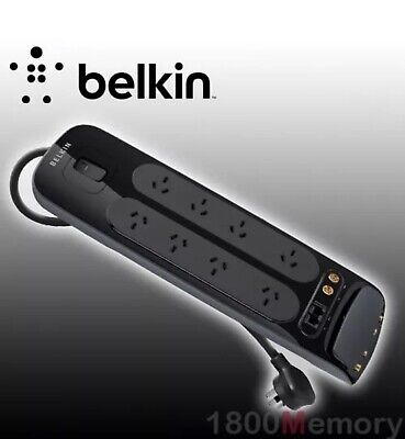 AU130 • Buy Belkin Power Board Pro 4000 - 8 Outlet Surge Protector
