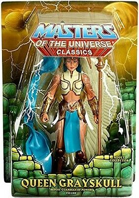 $130 • Buy Masters Of The Universe Classics Queen Grayskull Figure