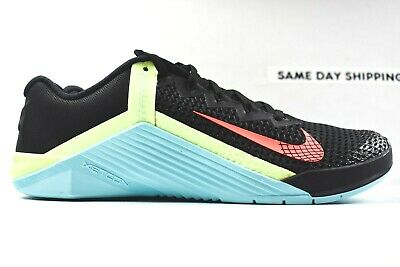 $ CDN113.08 • Buy Nike Metcon 6 (Womens Size 10) Shoes AT3160 067 Black Glacier Ice Crimson