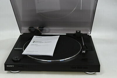 AU269.95 • Buy Sony PS-LX300 USB Belt Drive Automatic Turntable/Record Player - PS-LX300USB