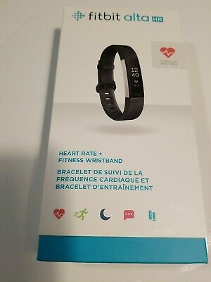 $ CDN99 • Buy Fitbit Alta HR Activity Tracker + Heart Rate (Small) - Black *BRAND NEW*