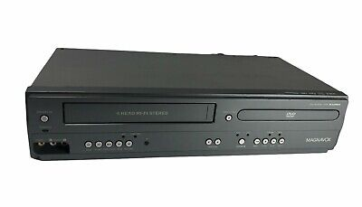 $ CDN31.40 • Buy Magnavox MWD2205 DVD 4-Head VCR Recorder Combo Player  FOR PARTS ONLY