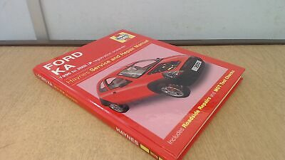Ford Ka Service And Repair Manual (Haynes Service And Repair Manu		 • 3.49£