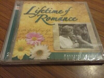 £4.49 • Buy Various Artists --- Lifetime Of Romance Falling In Love -- 2 CD (2004) TIMELIFE